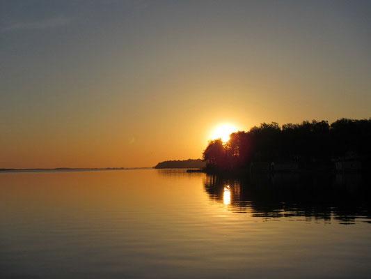 Lake Ontario Sonnenaufgang