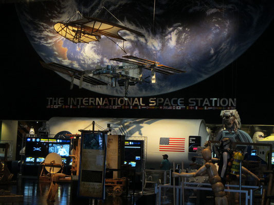 Space Center in Houston