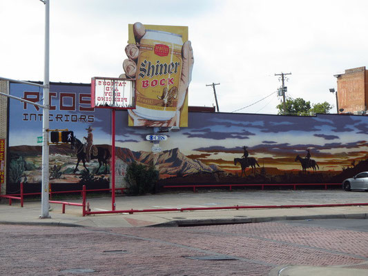 Beliebtestes Bier der Texaner