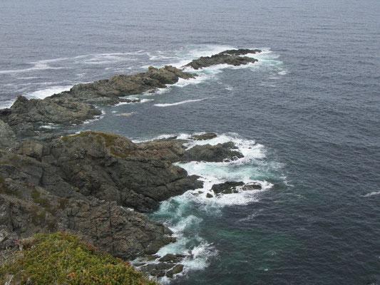 Nördlichster Punkt auf der New World Island