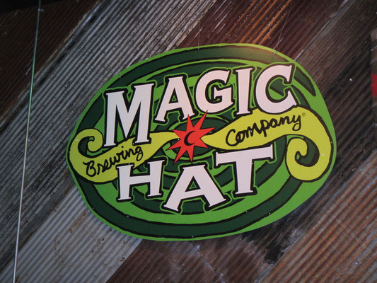 Magic Hat Brauerei in Burlington Vermont
