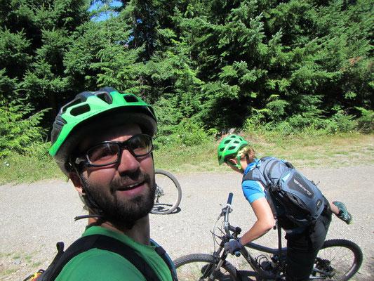Oarkridge-Alpine Trail