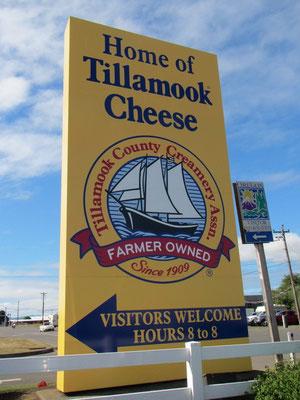 Käsefabrik Tillamook