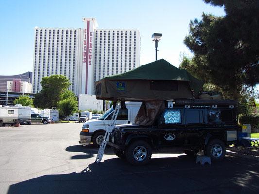 Bagheera in Las Vegas!!
