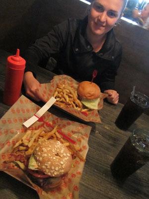 MMhhh Burger im Lieblingsrestaurant