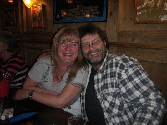 Mike Daddy mit Frau Miri