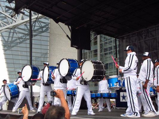 ...die Drummer Gruppe