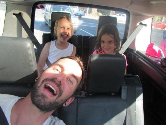 Mike mit den Girls