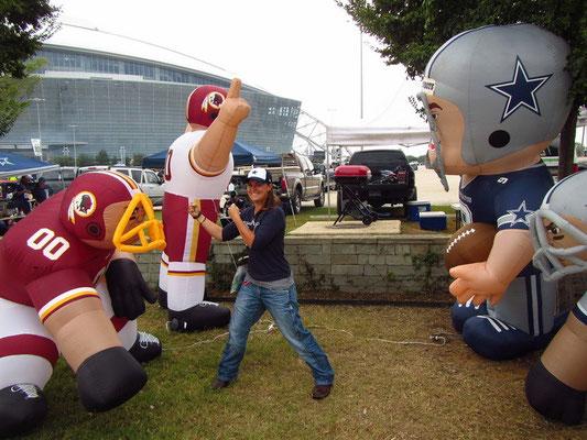 ...die schlagen die Cowboys locker :)