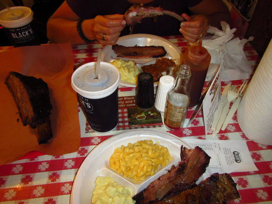 BBQ bei Blacks BBQ Restaurant