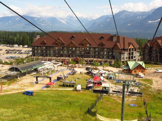 Golden - Kicking Horse Mountain Resort