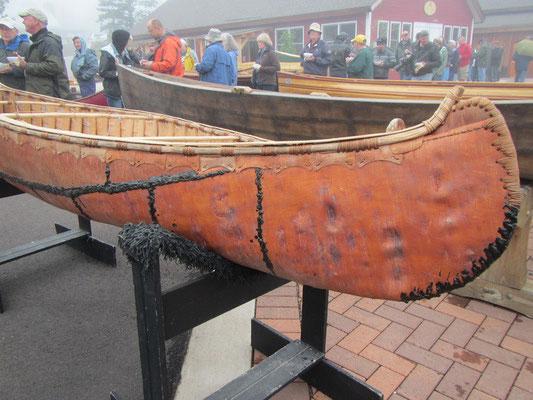 Boat Show in Grand Marais