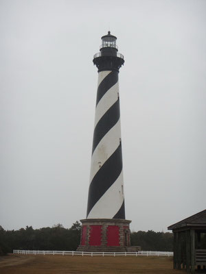Lighthouse von Hatteras Island