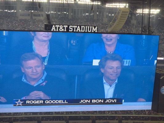 ... Bon Jovi war auch da :)