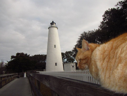 Lighthouse von Ocracoke