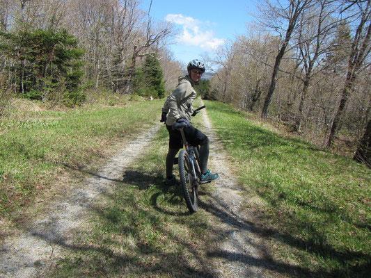 Biketour im Fundy National Park