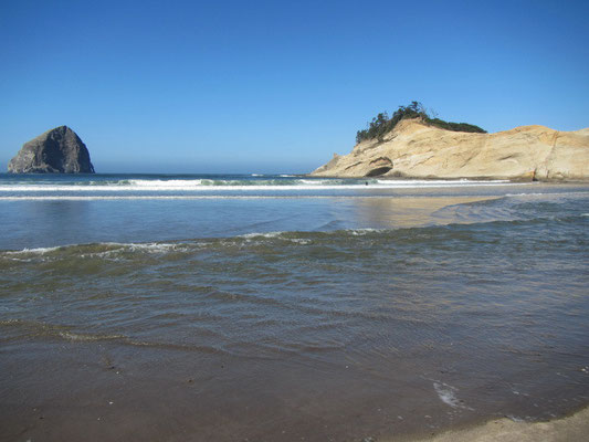 Kiawanda Cape in Pacific City