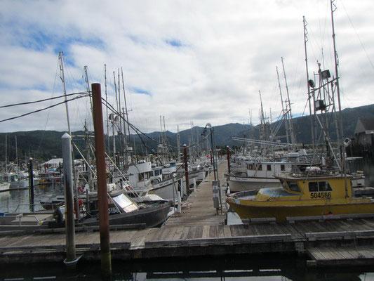 Garibaldi Hafen