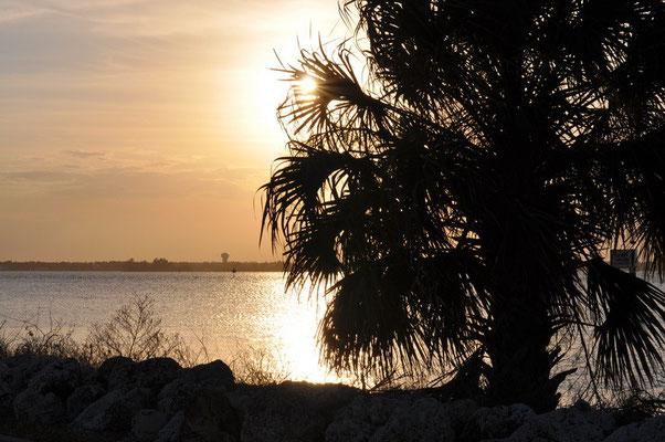 Florida idyllisch am Abend