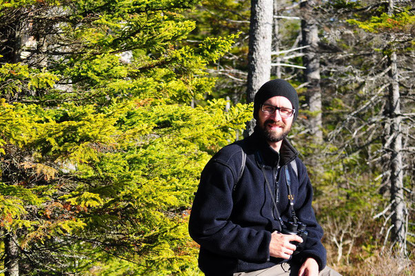 Wanderung im Fundy National Park
