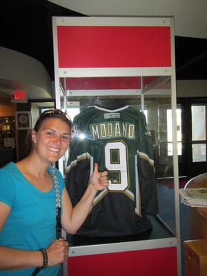Mike Modano Shirt von Dallas Stars