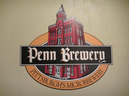 In der lokalen Brauerei