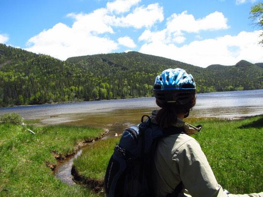 Biketour im Gros Morne National Park