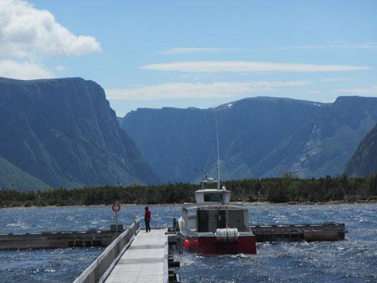 Gros Morne National Park - Western Pond