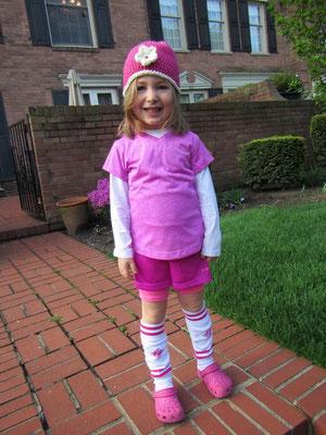 Passt super zu ihrem Soccer Outfit
