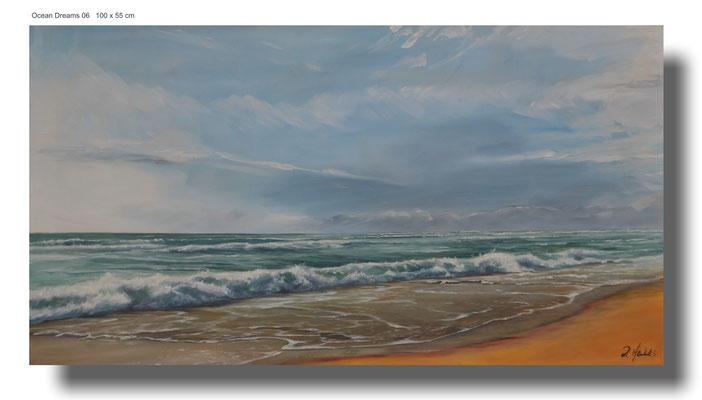 Ocean Dreams 06 - 100 x 55 cm