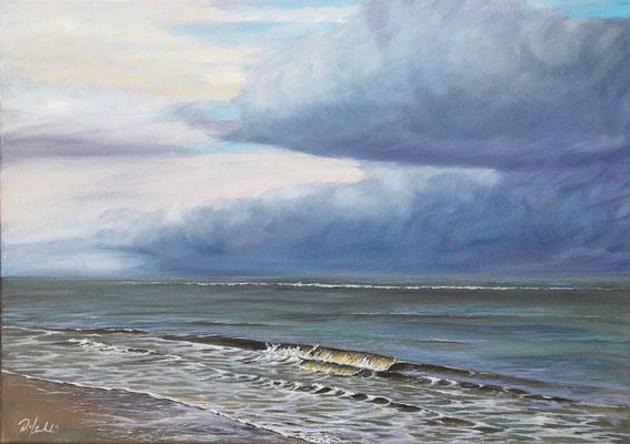 Nordsee 70 x 50 cm