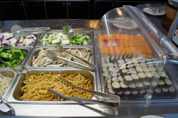 Buffet Suschi