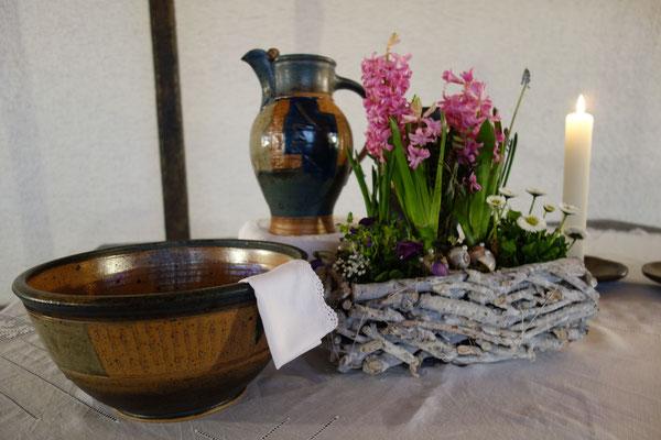 Thema: Taufe bei Konfirmation