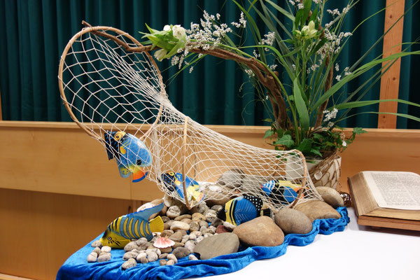 Thema: Petrus der Fischer