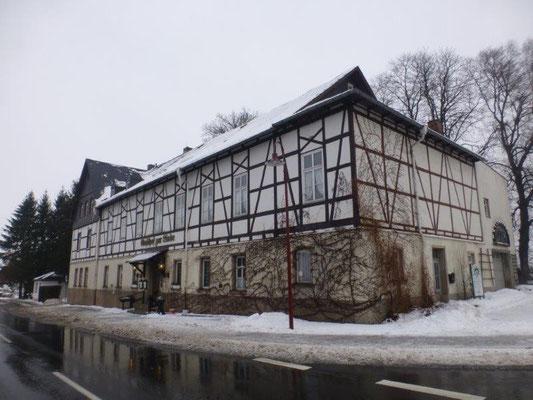 "Gasthof ""Linde"" in Weißbach"