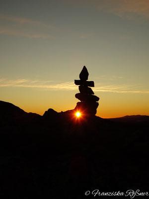 Sonnenaufgang am Nippfjället