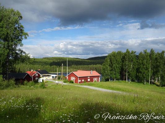 Landidylle in Hugsnäset