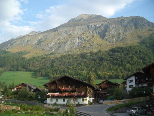 Für viele Jahre unsere Unterkunft im Virgental - das Ferienhaus Tirol in Prägraten