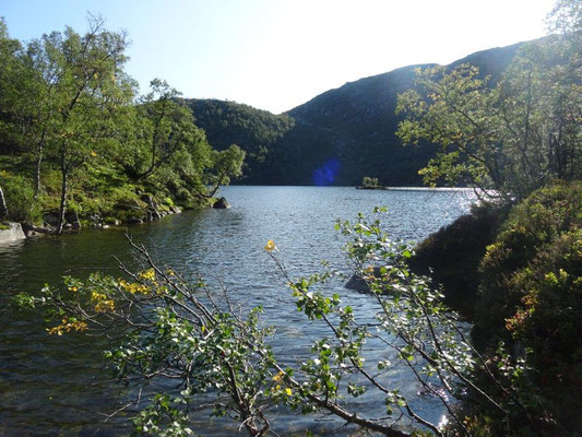 Und wieder ein See....