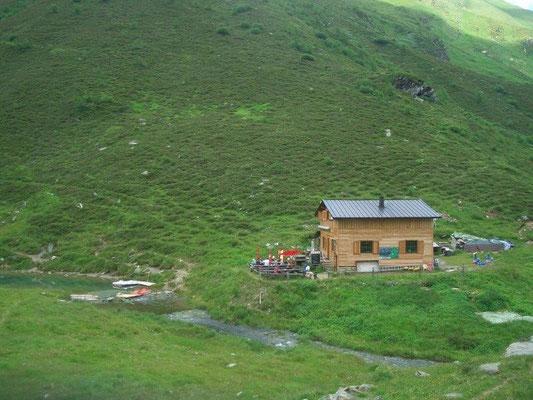 Die Bergerseehütte