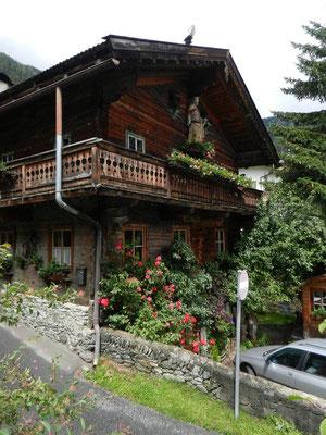 Tiroler Bauernhaus in Obermauern