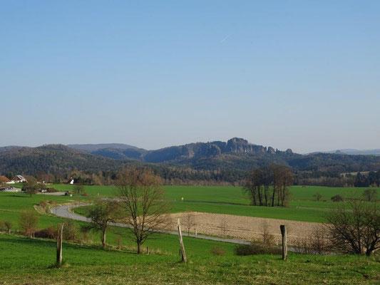 Blick vom Adamsberg
