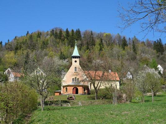 Kirche zu unserer Lieben Frau Tschersing