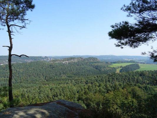 Blick zum Rauenstein