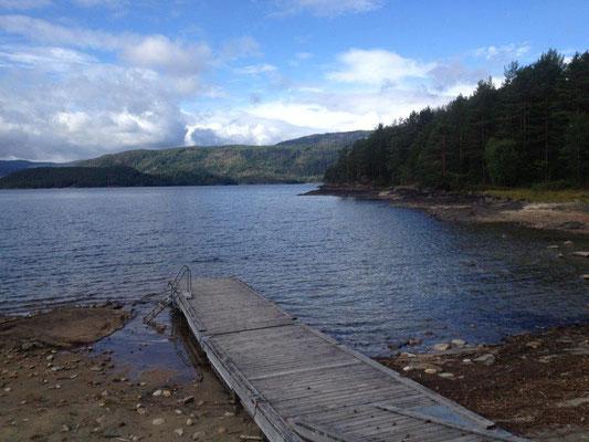 Still und starr ruht der See....