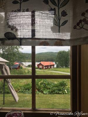 Unser Häuschen in Hugsnäset