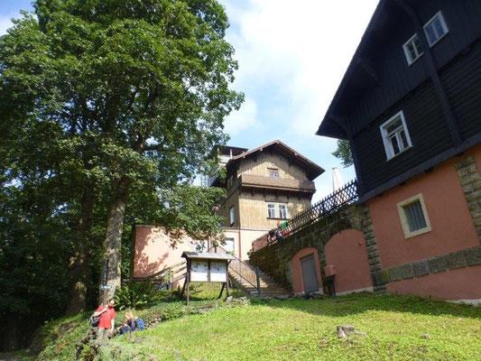 Das Berggasthaus