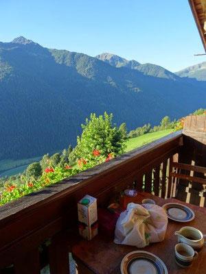 Guten Morgen Berge :-)