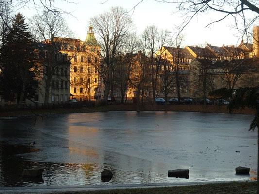 Winternachmittag in Annaberg