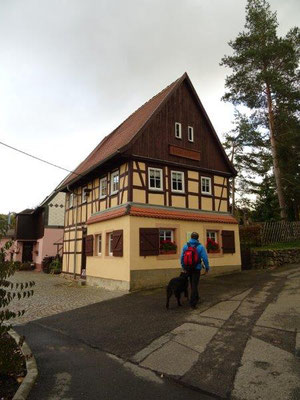 Heimathaus in Lunzenau
